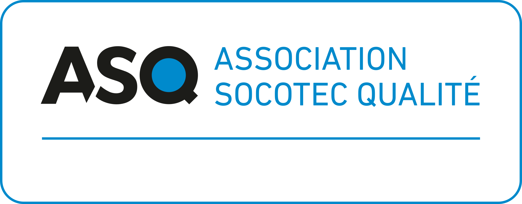 Certification Association Socotec Qualité