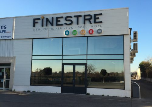 Finestre showroom 1
