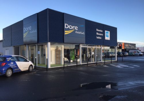 Doré Habitat showroom 3