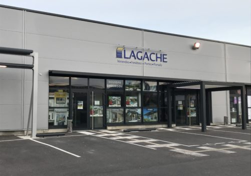 Lagache showroom 1