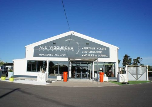 ALU VIGOUROUX showroom 4