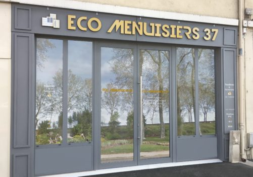 ECO Menuisiers 37             AMBOISE 37400 showroom 7