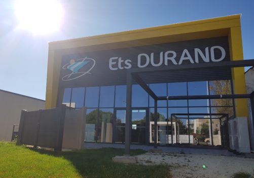 ETS DURAND ROYAN showroom 1