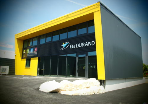 Durand Royan - showroom