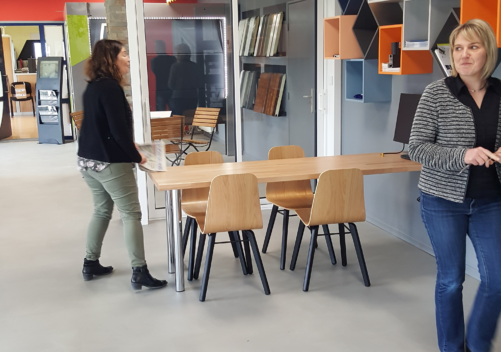 NORD MENUISERIE DIFFUSION showroom 3