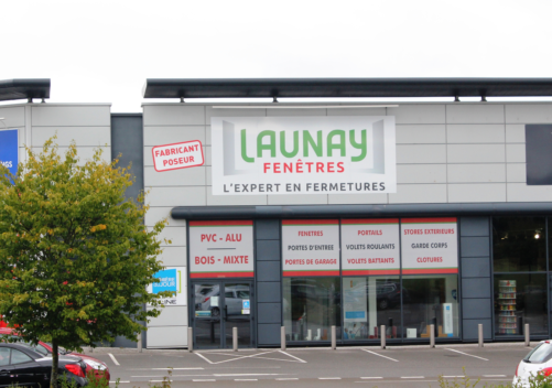 LAUNAY FENETRES showroom 1